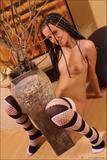 Nadia in Striped Stockingsw4mjoemhp4.jpg