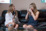 Blair Williams & Carter Cruise in A Treat Story: New Recruit Part