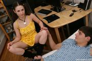 Margo - Sexy Teen With Pigtails Gets Fucked On Bedz6rsxd6vlb.jpg