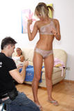 Alexa Diamond in Nude Body Painting 1 [Zip]